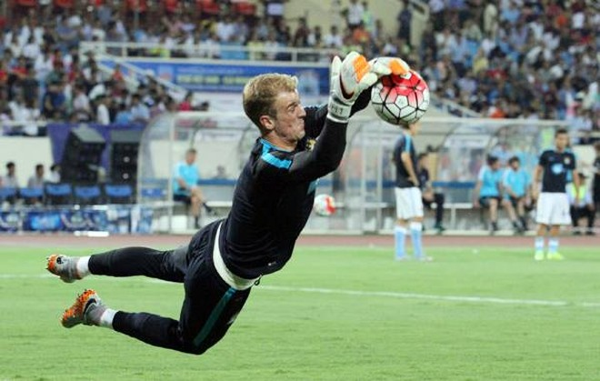 ĐT Việt Nam 1 - 8 Man City: Đẳng cấp vượt trội ảnh 5