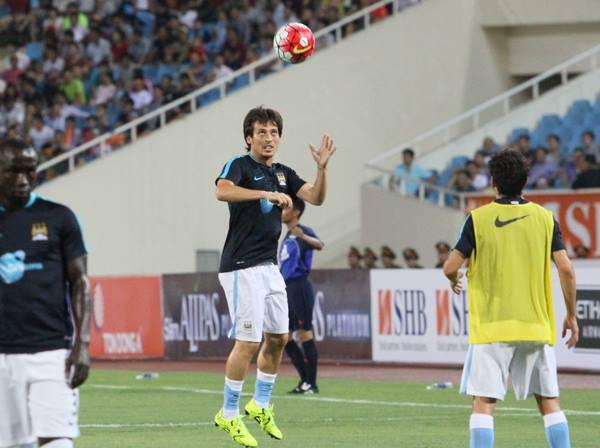 ĐT Việt Nam 1 - 8 Man City: Đẳng cấp vượt trội ảnh 7