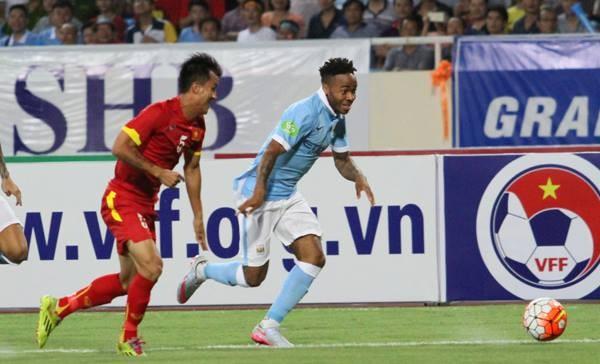 ĐT Việt Nam 1 - 8 Man City: Đẳng cấp vượt trội ảnh 10