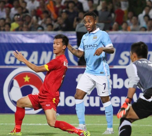 ĐT Việt Nam 1 - 8 Man City: Đẳng cấp vượt trội ảnh 9
