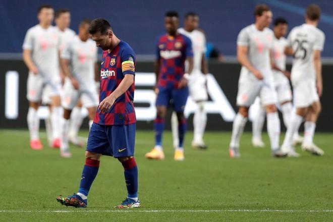 """Bayern Munich """"nghiền nát"""" Barcelona với tỉ số 8-2 ảnh 5"""