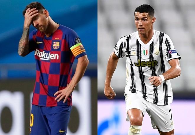 Đây là dấu hiệu cho thấy Messi và Ronaldo đã hết thời? ảnh 1