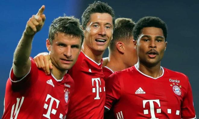 Cuốn phăng Lyon, Bayern vào chung kết gặp PSG ảnh 4