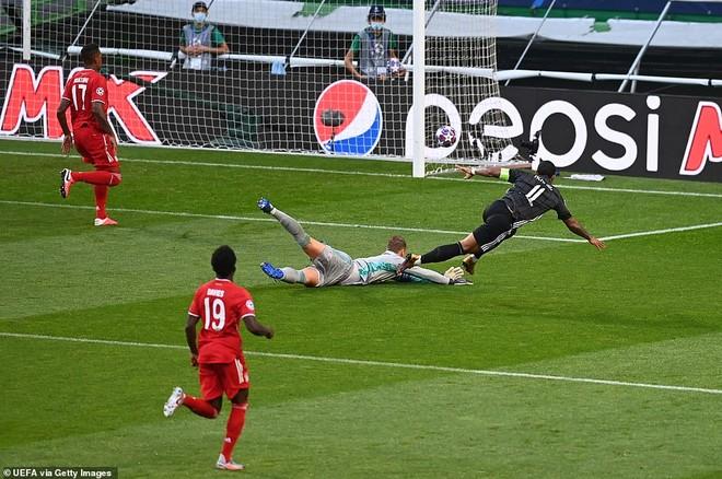 Cuốn phăng Lyon, Bayern vào chung kết gặp PSG ảnh 1