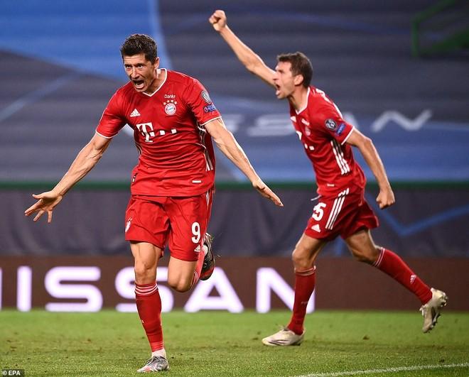 Cuốn phăng Lyon, Bayern vào chung kết gặp PSG ảnh 3