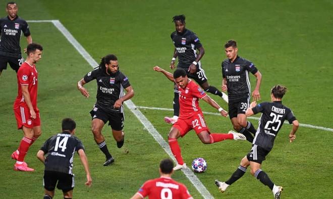 Cuốn phăng Lyon, Bayern vào chung kết gặp PSG ảnh 2