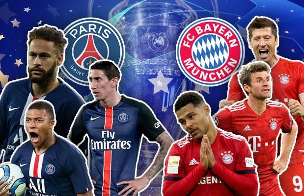 Chung kết Champions League giữa PSG và Bayern diễn ra khi nào, ở đâu? ảnh 1