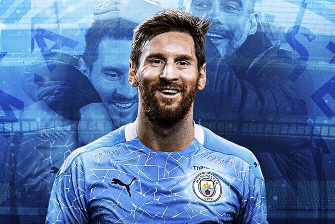 """Man City soạn sẵn hợp đồng """"cực dị"""" để đón Messi ảnh 1"""