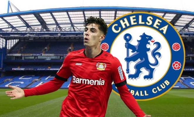 Kai Havertz hoàn tất kiểm tra y tế ở Chelsea, sắp phá kỷ lục bóng đá Anh ảnh 1