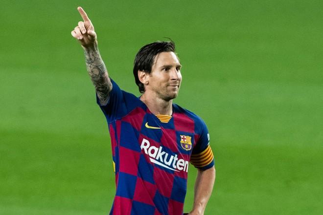 Gió đảo chiều chóng vánh, Messi tuyên bố ở lại Barca! ảnh 1