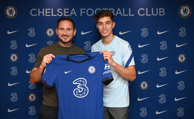 """""""Bom tấn"""" Kai Havertz: Lampard là lý do tôi đến Chelsea! ảnh 1"""