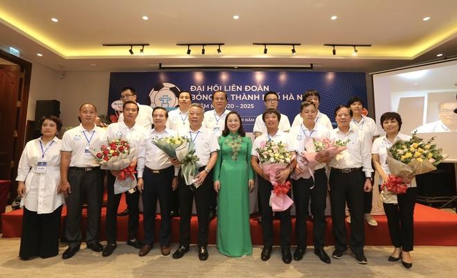Ông Tô Văn Động làm Chủ tịch Liên đoàn bóng đá Hà Nội ảnh 2