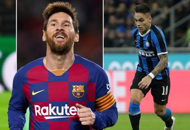Vỗ về Messi, Barca mua gấp tiền đạo từng gặp nạn ở Mỹ Đình ảnh 1