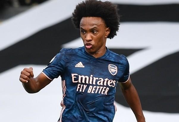 Tân binh Willian rực sáng, Arsenal khởi đầu như mơ ảnh 1