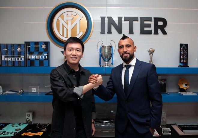 """Cựu sao Bayern và Juve khoác áo Inter với giá """"bèo bọt"""" ảnh 1"""