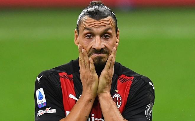 Nhiễm Covid-19, Ibrahimovic báo tin xấu cho AC Milan ảnh 1
