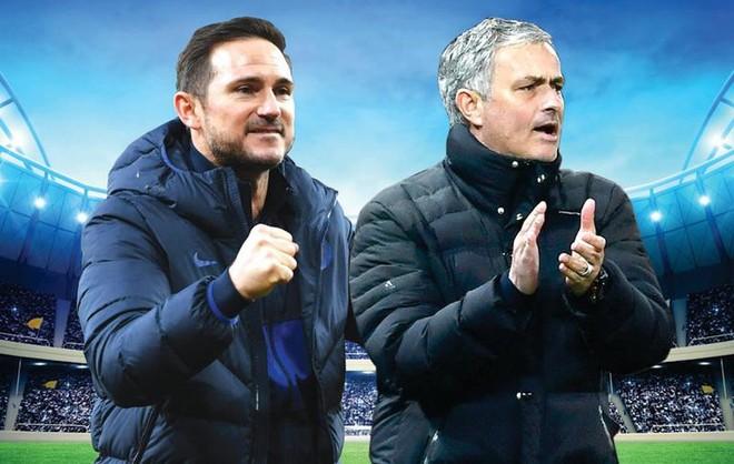 Jose Mourinho chạm trán đội bóng cũ Chelsea ở cúp Liên đoàn ảnh 1