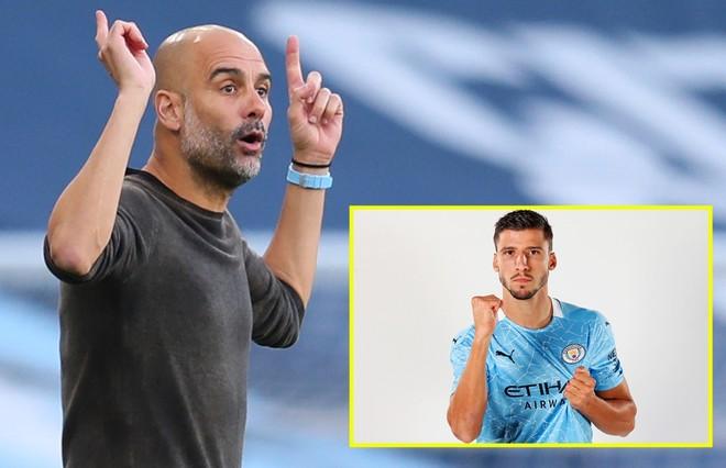 """Pep Guardiola cược """"tất tay"""" tương lai vào Ruben Dias ảnh 1"""