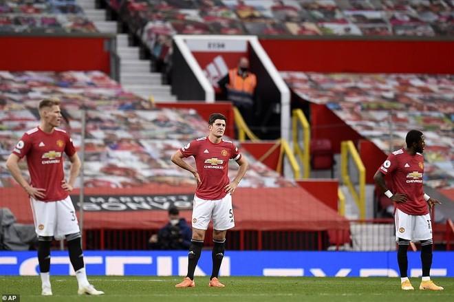 Dẫn trước từ phút 2, M.U vẫn bị Tottenham nhấn chìm ngay tại Old Trafford ảnh 5