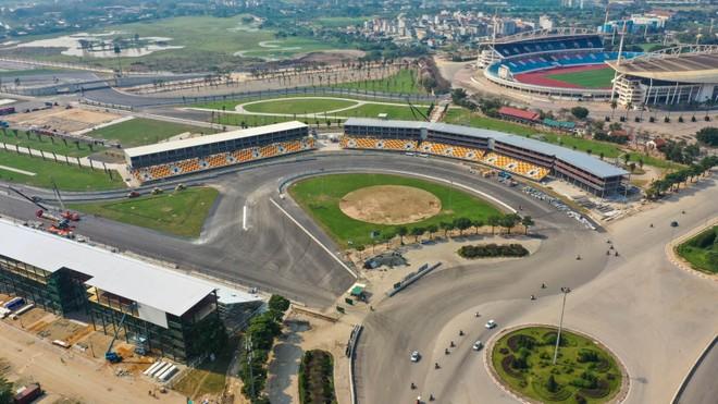Chính thức hủy chặng đua F1 Việt Nam năm 2020 ảnh 1