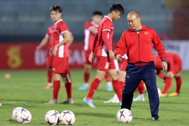 ĐT Việt Nam khởi động cho AFF Cup 2021 ngay từ cuối năm nay ảnh 1