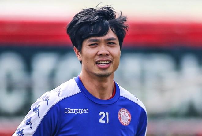 Công Phượng thừa nhận thiếu may mắn khi trở lại V-League ảnh 1