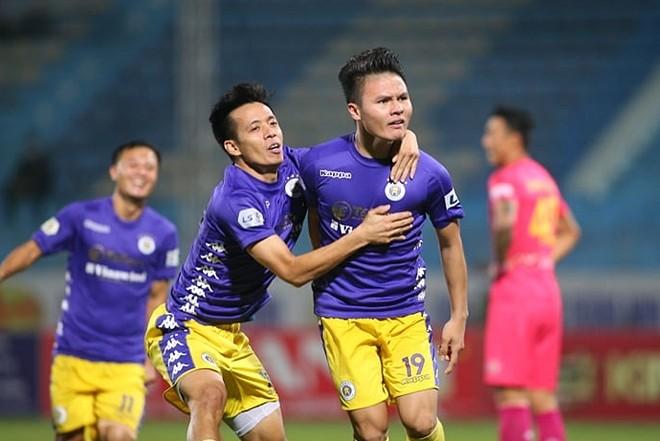 Hà Nội FC đẩy cuộc đua vô địch lên đỉnh điểm căng thẳng ảnh 1