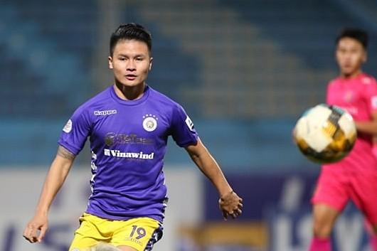 Chơi nổi bật, Quang Hải vẫn thua ở giải thưởng Cầu thủ xuất sắc nhất tháng 10 ảnh 1