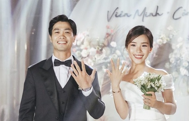 Công Phượng có đám cưới 'độc nhất vô nhị' ở Việt Nam ảnh 1