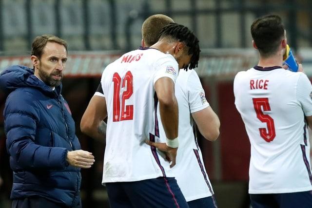 ĐT Anh của Southgate lại gây thất vọng, dừng bước sớm ở Nations League ảnh 2