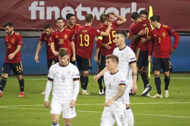 Thua thảm 0-6 trước Tây Ban Nha, tuyển Đức lập kỷ tục tồi tệ ảnh 1
