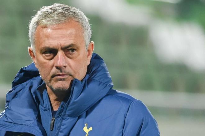 """Bỏ qua """"Người đặc biệt"""", Mourinho tự đặt biệt danh mới cho mình ảnh 1"""