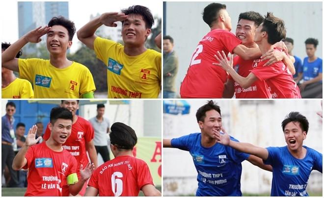 Sắp diễn ra giải bóng đá học sinh THPT Hà Nội - Báo ANTĐ 2020 ảnh 1