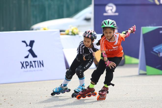 Hấp dẫn giải đua Roller Sports Hà Nội mở rộng 2020 ảnh 3