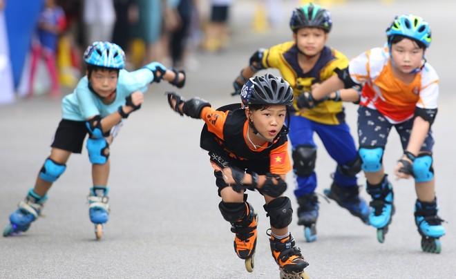 Hấp dẫn giải đua Roller Sports Hà Nội mở rộng 2020 ảnh 2