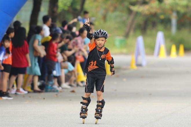 Hấp dẫn giải đua Roller Sports Hà Nội mở rộng 2020 ảnh 4