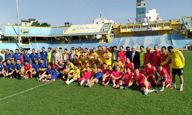 Giải đấu quy tụ 3 đội bóng lừng lẫy một thời của bóng đá Việt Nam ảnh 3