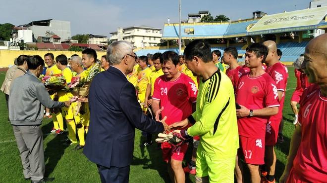 Giải đấu quy tụ 3 đội bóng lừng lẫy một thời của bóng đá Việt Nam ảnh 2
