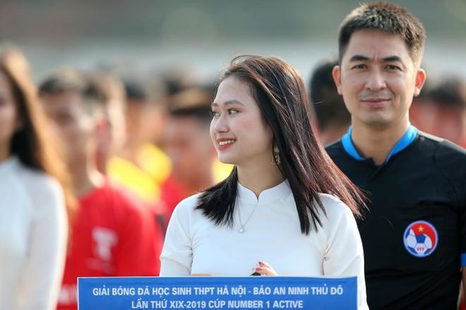 Những đội bóng xuất sắc nhất lịch sử 19 năm giải bóng đá học sinh THPT Hà Nội - Báo ANTĐ ảnh 1