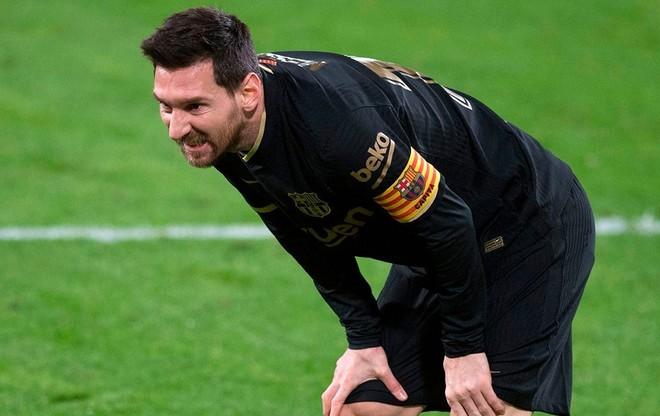 Messi vô hại khó tin, Barca khởi đầu tệ nhất sau 3 thập kỷ ảnh 1