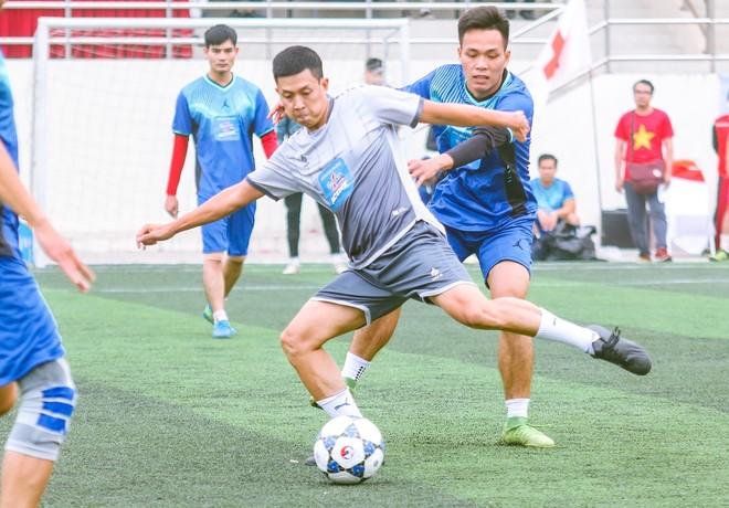 Khai mạc Giải bóng đá các cơ quan Trung ương Mở rộng cúp Báo Đại biểu Nhân dân 2020 ảnh 3
