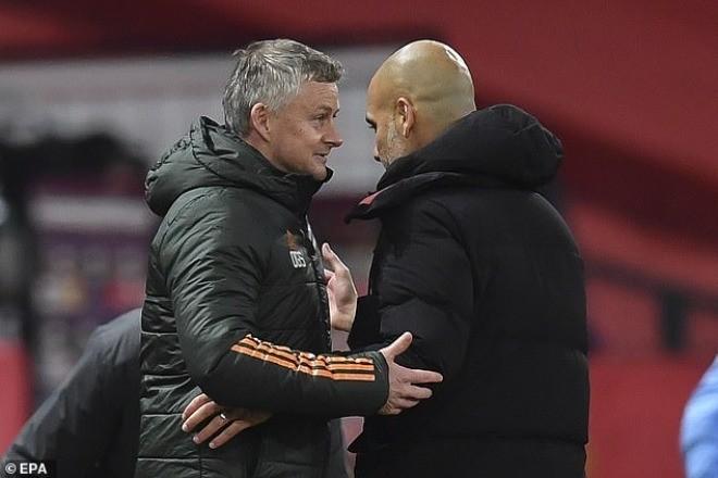 Trận derby Manchester bị chê nhạt nhẽo, èo uột như đá giao hữu ảnh 1