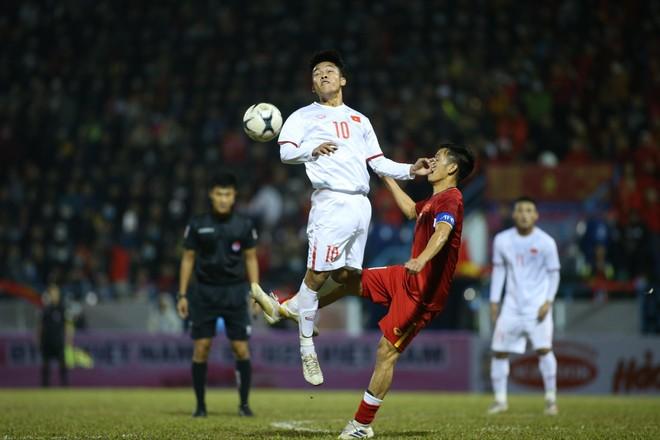 ĐT Việt Nam hạ đàn em U22 sau trận đấu có 5 bàn thắng ảnh 2
