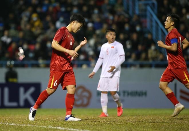 ĐT Việt Nam hạ đàn em U22 sau trận đấu có 5 bàn thắng ảnh 3