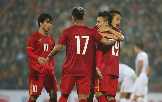 Quang Hải tỏa sáng, ĐT Việt Nam vẫn để đàn em U22 cầm hòa ảnh 3