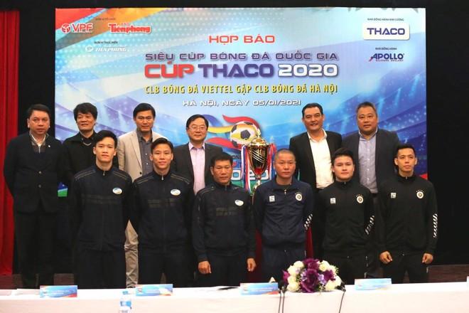 Hà Nội FC và Viettel tranh Siêu cúp Quốc gia, mở màn mùa giải 2021 ảnh 2