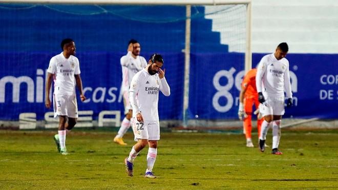 """Thống kê khó tin về đội bóng """"nhà nghèo"""" vừa khiến Real Madrid thua tủi hổ ảnh 2"""