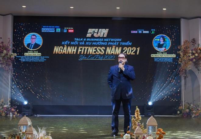 Kết nối và định hướng phát triển ngành Fitness năm 2021 ảnh 1