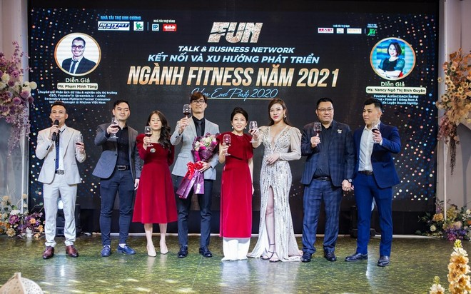 Kết nối và định hướng phát triển ngành Fitness năm 2021 ảnh 3