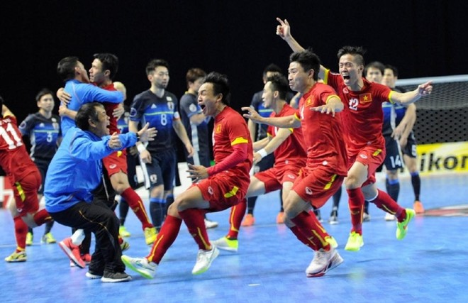 Huỷ giải futsal châu Á, ĐT Việt Nam sáng cửa dự World Cup ảnh 1